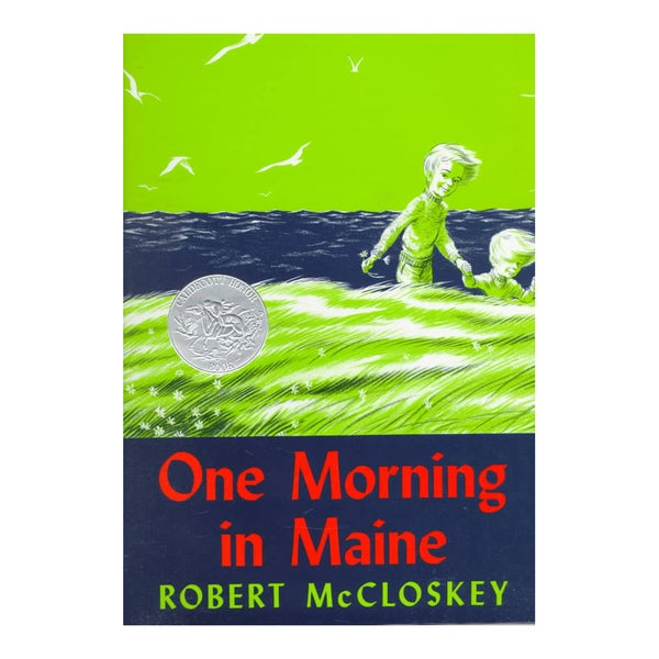 One Morning in Maine (Hardcover)