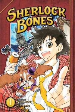 Sherlock Bones 1 (Paperback)