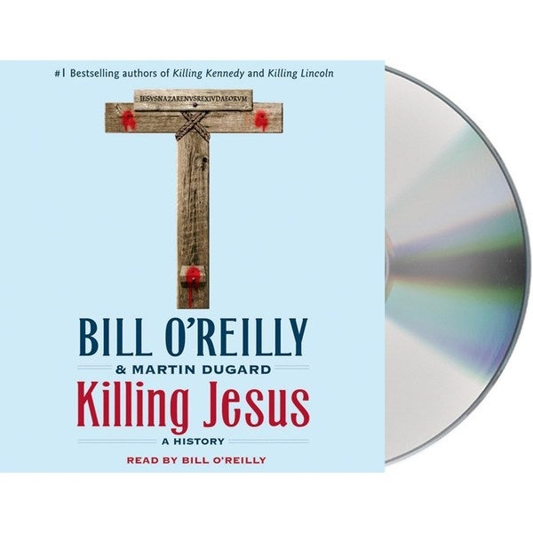 Killing Jesus: A History (CD-Audio)