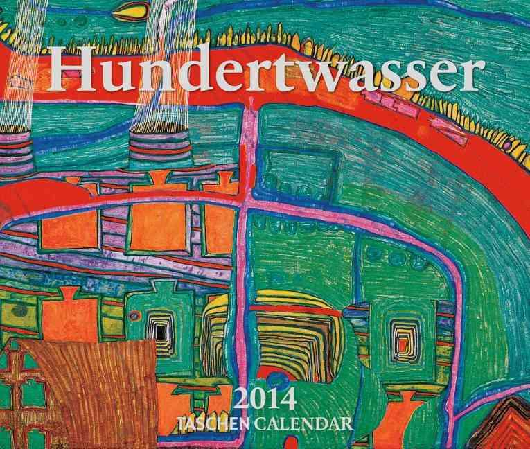 Hundertwasser 2014 Calendar (Calendar)