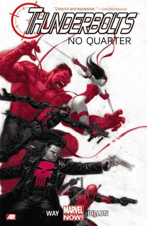 Thunderbolts 1: No Quarter (Marvel Now) (Paperback)