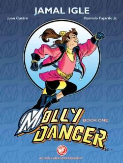 Molly Danger 1 (Hardcover)