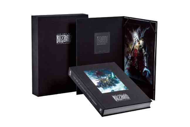 The Art of Blizzard Entertainment (Hardcover)