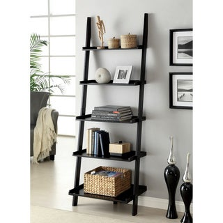 Maya 5-Tier Leaning Display Stand/Bookstand