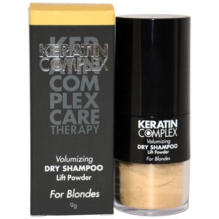 Keratin Complex Volumizing 0.31-ounce Dry Shampoo for Blondes