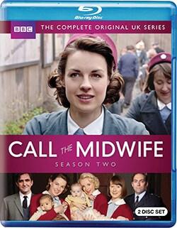 Call the Midwife: Season Two (Blu-ray Disc)
