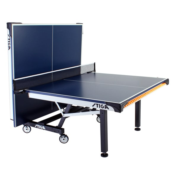 Stiga sts 420 table tennis table free shipping today for Table tennis 6 0