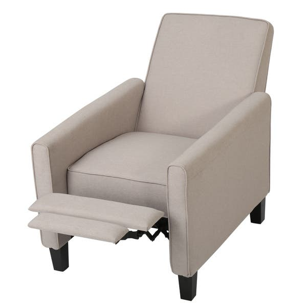 Astonishing Shop Darvis Fabric Recliner Club Chair By Christopher Knight Inzonedesignstudio Interior Chair Design Inzonedesignstudiocom