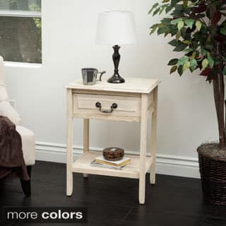 Banks Acacia Wood Accent Table by Christopher Knight Home|https://ak1.ostkcdn.com/images/products/7818826/P15209745.jpg?impolicy=medium