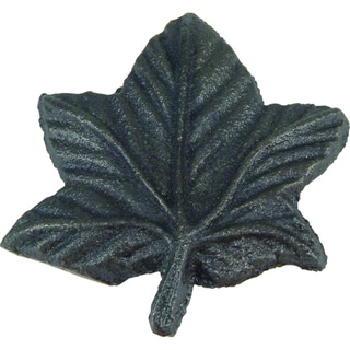 Leaf 2-inch Iron Cabinet Knobs (Case of 24)