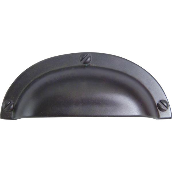 Successi 3.75-inch Oil Rubbed Bronze Bin Cup Cabinet Pulls (Case of 24)