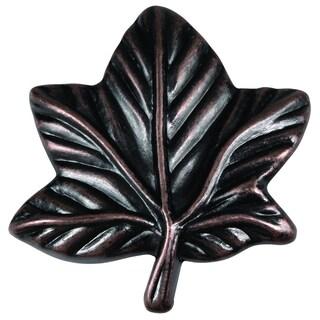 Leaf 2-inch Venetian Bronze Cabinet Knobs (Case of 24)
