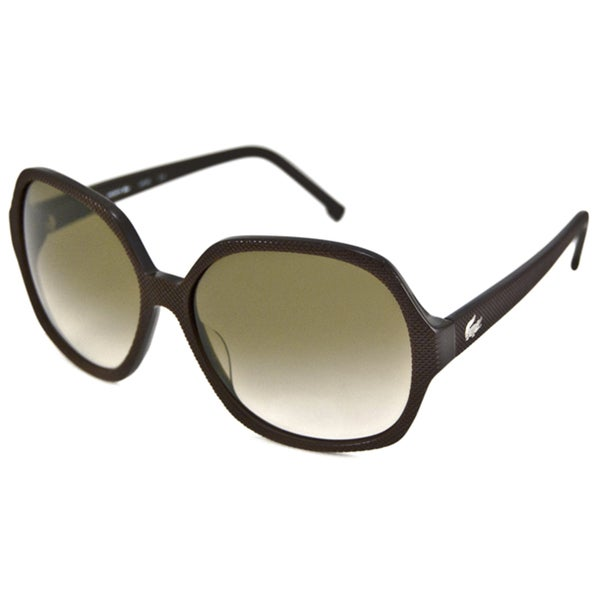 Lacoste Women's L613S Rectangular Sunglasses