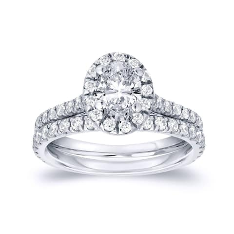 Buy Bridal Sets Online at Overstock | Our Best Wedding Ring Set Deals