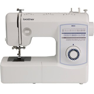 Brother XR53 Electric 53-Stitch Sewing Machine