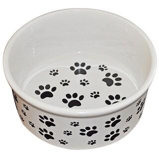 KitchenWorthy Ceramic Pet Bowl (Case of 18)