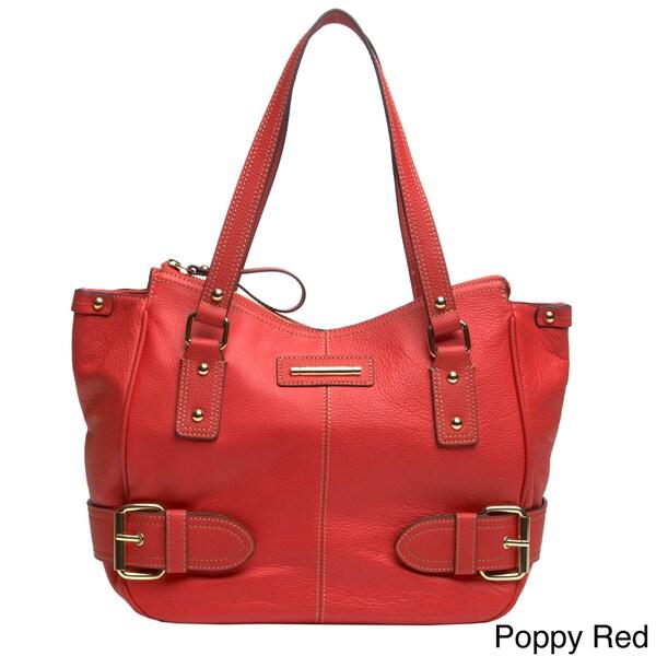 Franco Sarto 'Jolie' Leather Tote Bag
