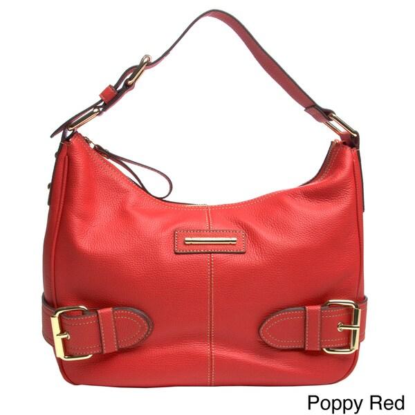 Franco Sarto 'Jolie' Leather Hobo Bag