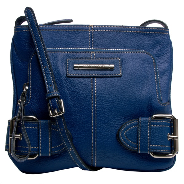 Franco Sarto 'Jolie' Leather Cross-body Bag