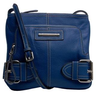 Franco Sarto 'Jolie' Leather Cross-body Bag