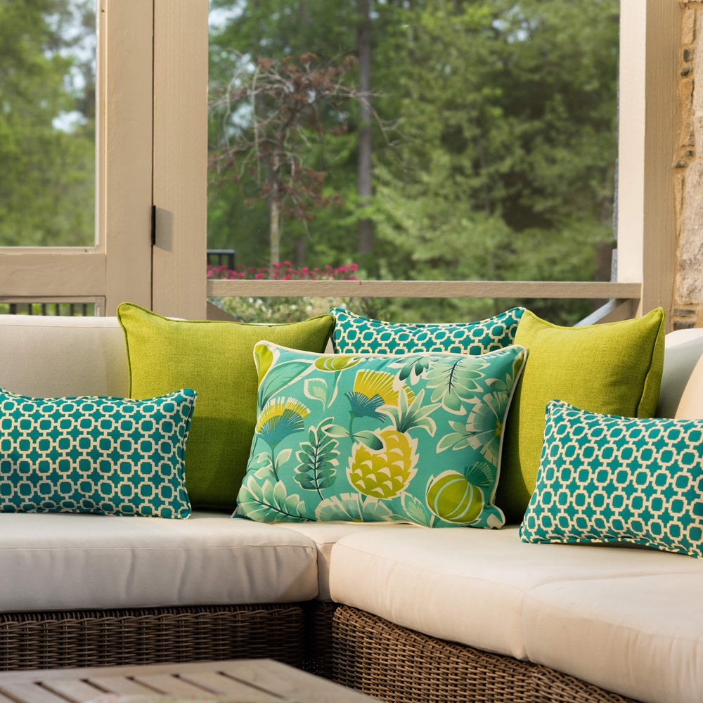 Magnificent Pillow Perfect Outdoor Hockley Teal Throw Pillows Set Of 2 Dailytribune Chair Design For Home Dailytribuneorg
