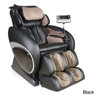Osaki OS-4000 Deluxe Zero Gravity Massage Chair (Option: Black)