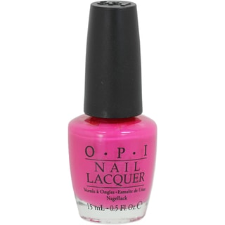 OPI La Paz Itively Hot Nail Lacquer