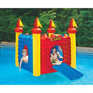 Swimline Cool Castle Inflatable Playhouse and Pool