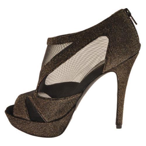 Women's Jessica Simpson Belindas Platinum Glitter Mesh