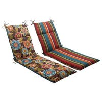 Pillow Perfect Outdoor Annie Chaise Lounge Cushion
