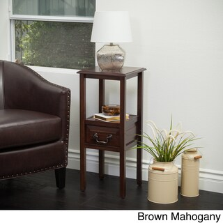 Christopher Knight Home Rivera Acacia Wood Accent Table (2 options available)