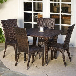 Brooke 5-piece Outdoor Dining Set by Christopher Knight Home
