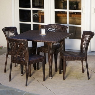 Dusk 5-piece Outdoor Dining Set by Christopher Knight Home