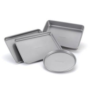 Farberware Nonstick 4-piece Bakeware Set
