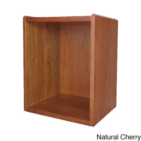 Unique Stackable Wooden Storage Box