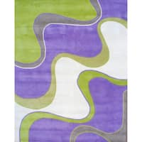Buy Purple Unique One Of A Kind Area Rugs Online At Overstock Our Best Rugs Deals