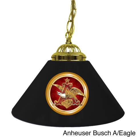 Single 14-inch Shade Billiard Lamp