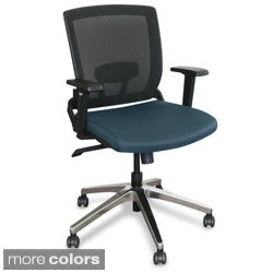 Operation Mesh Chair with Aluminum Base