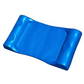 Aqua Cell Deluxe Aqua Hammock Blue Pool Float
