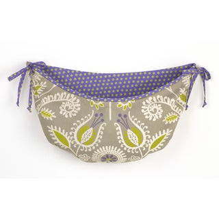 Cotton Tale Periwinkle Toy Bag