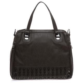 Steve Madden 'BMIDNITE' Studded Shopper Bag
