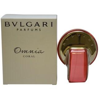 Bvlgari Omnia Coral Women's 2.2-ounce Eau de Toilette Spray (Tester)