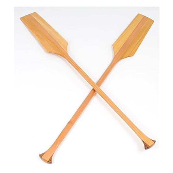 Old Modern Handicrafts Red Cedar/ Mahogany Canoe Paddles (Set of 2)
