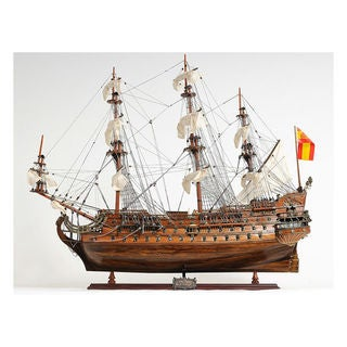 Old Modern Handicrafts San Felipe Medium Model Ship