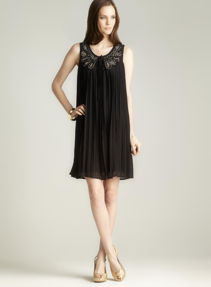Darling Beaded Antonia Dress