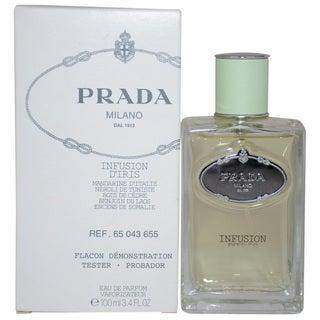 Prada Milano Infusion D'Iris Women's 3.4-ounce Eau de Parfum Spray (Tester)