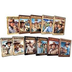 Rawhide: Six Season Pack (DVD)