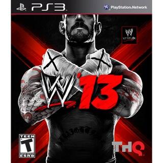 PS3 - WWE 13