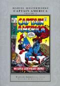 Marvel Masterworks: Captain America 5 (Hardcover)