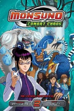 Monsuno: Combat Chaos 2: Revenge/Sacrifice (Paperback)